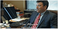 photo of Tim Moore, NSMC